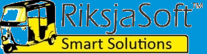 RiksjaSoft logo